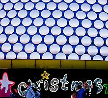 Christmas at the Bullring, Birmingham by Andrew Robinson