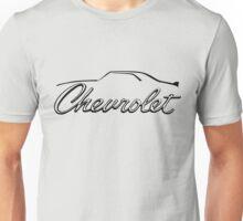 Camaro profile Unisex T-Shirt