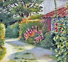 Norfolk Lane by Ann Mortimer
