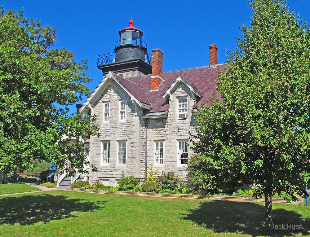Thirty Mile Point Lighthouse by Jack Ryan