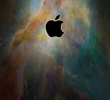 The Apple - Galaxy by PetterJacob