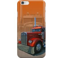 Old Classic Kenworth iPhone Case/Skin