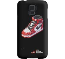3D 8-bit Air Jordan 1 for iPhone 5 Samsung Galaxy Case/Skin