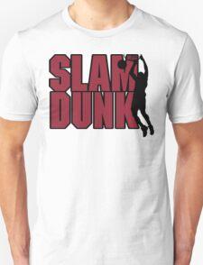 Basketball Slam Dunk Unisex T-Shirt