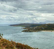 Gruinard Bay by VoluntaryRanger