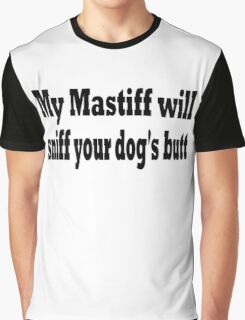 Mastiff Graphic T-Shirt