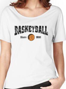Basketball 1891 Women's Relaxed Fit T-Shirt