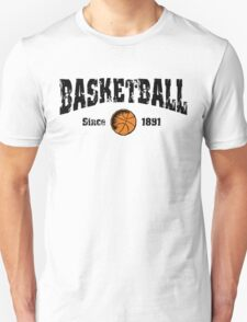 Basketball 1891 Unisex T-Shirt