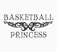 Basketball Princess Kids Clothes