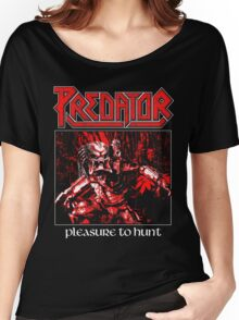 PREDATOR - Pleasure to Hunt Women's Relaxed Fit T-Shirt