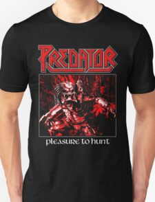 PREDATOR - Pleasure to Hunt T-Shirt