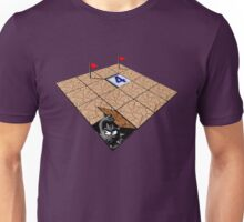 Minesweeper Flags Land Version Unisex T-Shirt