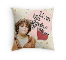 The Maze Runner Greeting Cards [Chuck] Throw Pillow