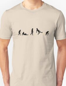 99 Steps of Progress - Situation comedy T-Shirt