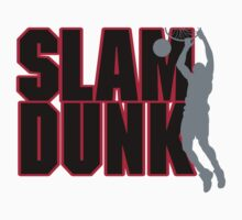 Basketball Slam Dunk One Piece - Short Sleeve