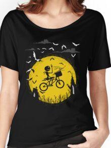 Jack & Zero Take Flight Women's Relaxed Fit T-Shirt