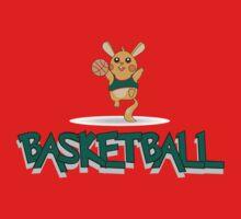 Cute Basketball Baby Tee