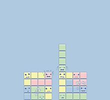 tetris - iphone by chrisgchadwick
