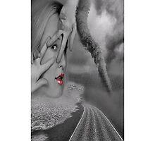 ☝ ☞ IN THE EYE OF A HURRICANE (DEDICATION) IPHONE CASE☝ ☞ by ✿✿ Bonita ✿✿ ђєℓℓσ