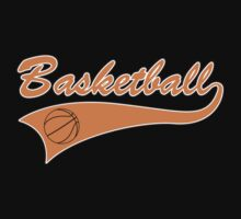 Basketball by SportsT-Shirts