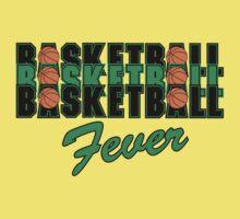 Basketball Fever Kids Clothes