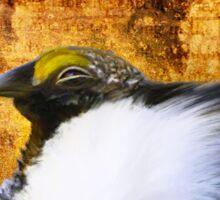 Bird Notes: You Simply Dissolve Sticker