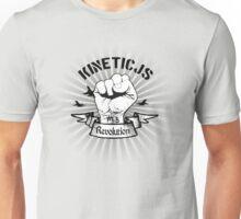 KineticJS Web Revolution Light Unisex T-Shirt