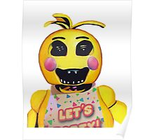 Toy Chica Poster