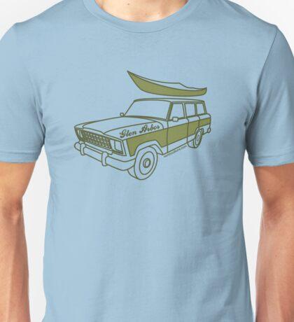 GA Wagon Unisex T-Shirt