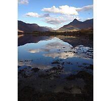 Reflections of Glen Coe Photographic Print