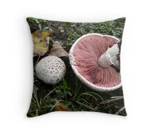 On The Flip Side Throw Pillow