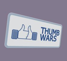 I 'like' thumb wars by Emma Harckham