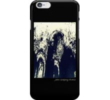 Haunted Soul ... or Old Elephant iPhone Case/Skin