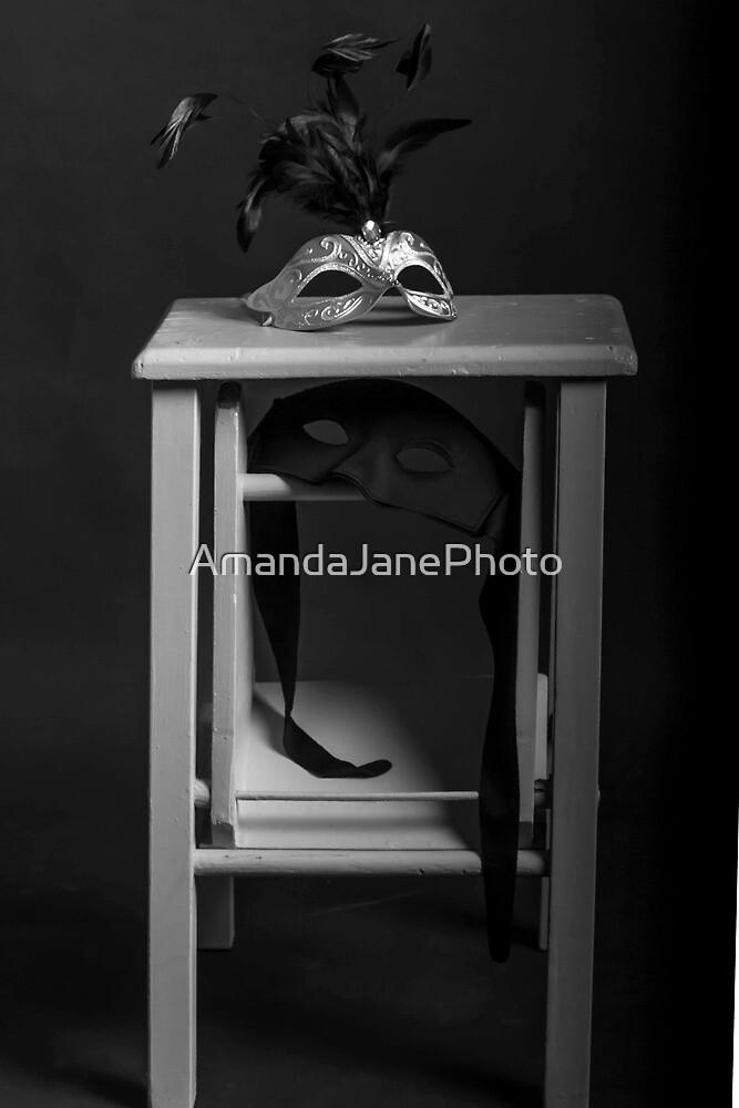 Masquerade Ball by AmandaJanePhoto