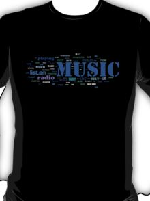 NUSIC AND EVERYTHING T-Shirt