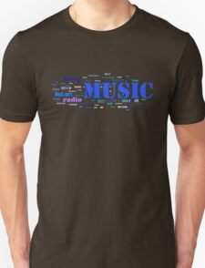 NUSIC AND EVERYTHING Unisex T-Shirt
