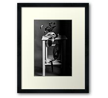 50 Shades Of Grey. Framed Print