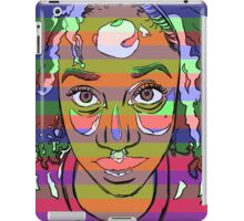 Africana Electronica iPad Case/Skin