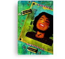 The GLOW of Self-Awareness Canvas Print