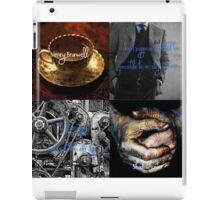 Henry Branwell - Shadowhunter iPad Case/Skin