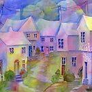 The Village Green by bevmorgan