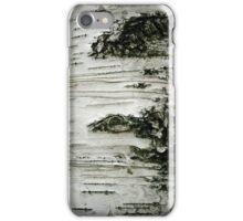 Birch Woods iPhone Case/Skin