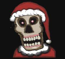 Undead Santa  by Rajee