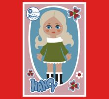 Nancy Doll One Piece - Short Sleeve