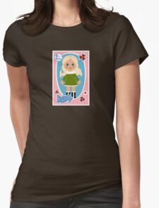Nancy Doll Womens Fitted T-Shirt