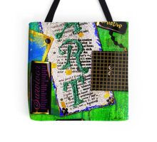Art is About Mystery Tote Bag