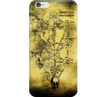 Memory of Forest (Original Background) iPhone Case/Skin