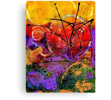 So Excited Canvas Print