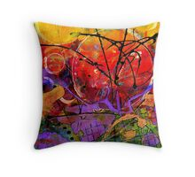 So Excited Throw Pillow