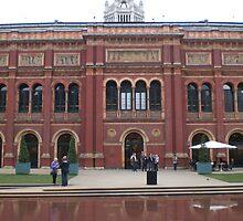Victoria & Albert Museum, London by stevenw888